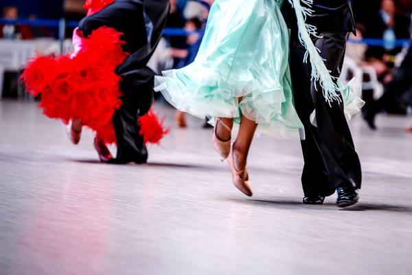 社交ダンスと競技ダンスの違いを紹介