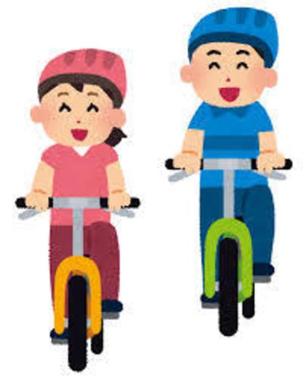 自転車の旅★